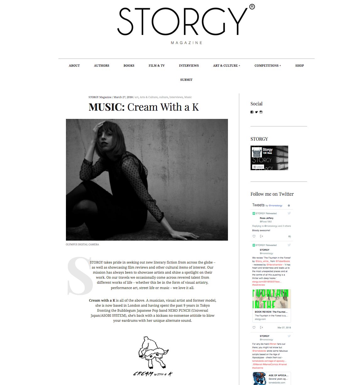 Copy of STORGY MAG