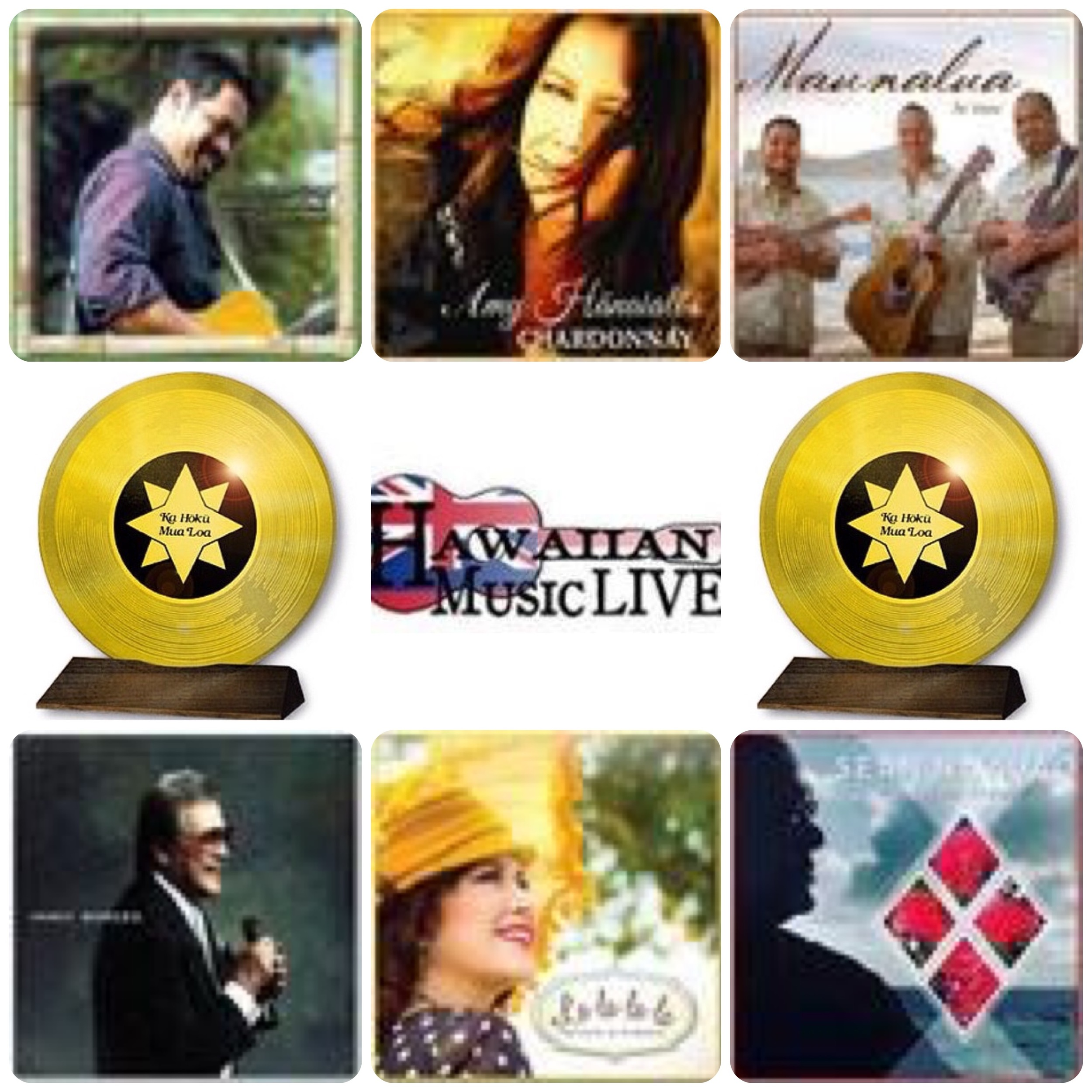 Wishing good luck to the 39th Annual Na Hoku Hanohano Awards Album of the Year nominees: