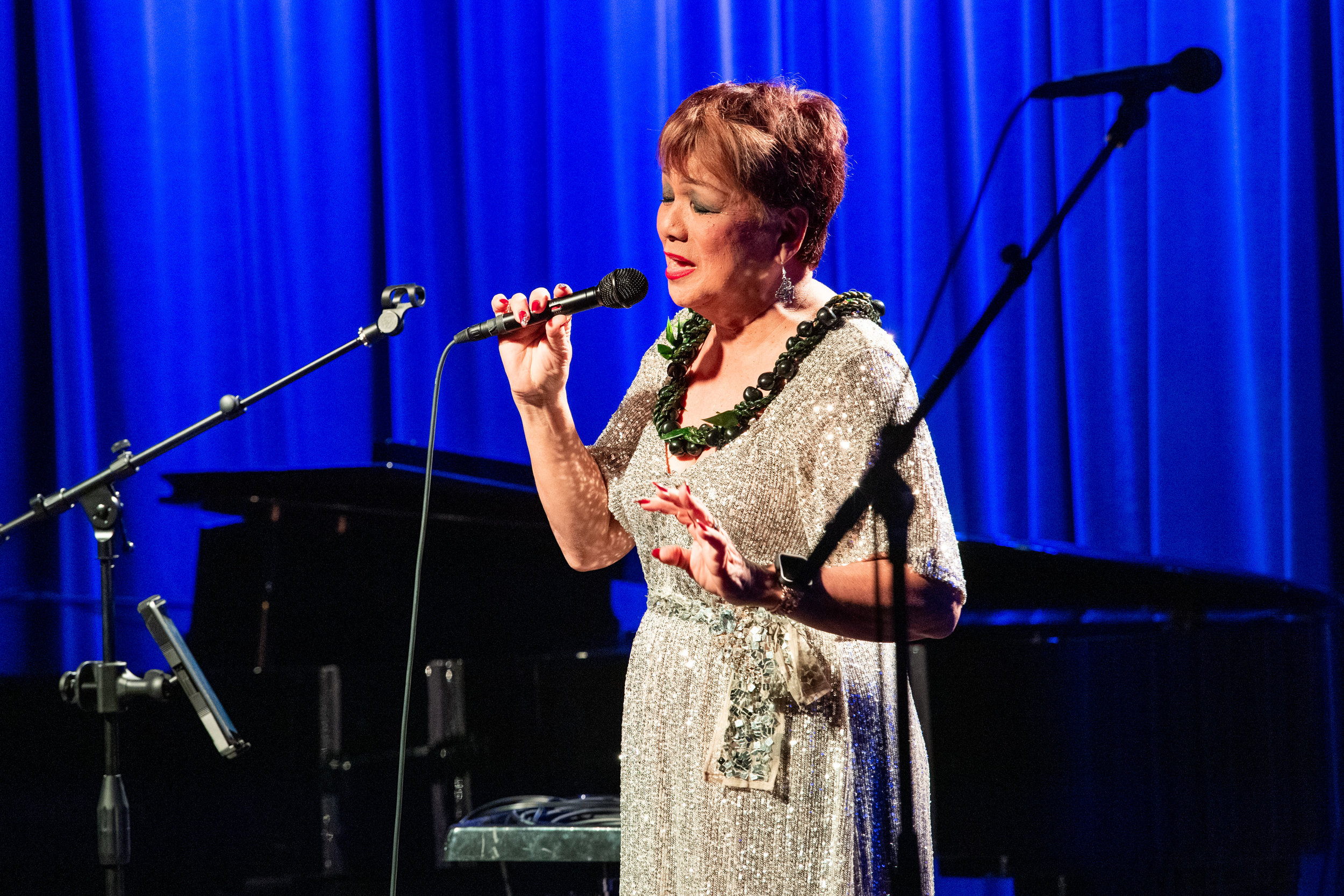 Melveen Leed at Grammy Museum.jpg