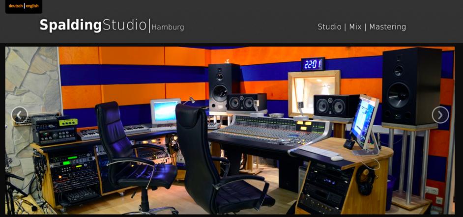 Spalding Studio, Hamburg