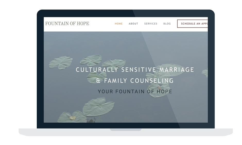 Fountain of Hope Website