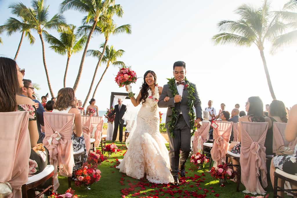 Destination Wedding Maui Hawaii | Photo by CJ Evans