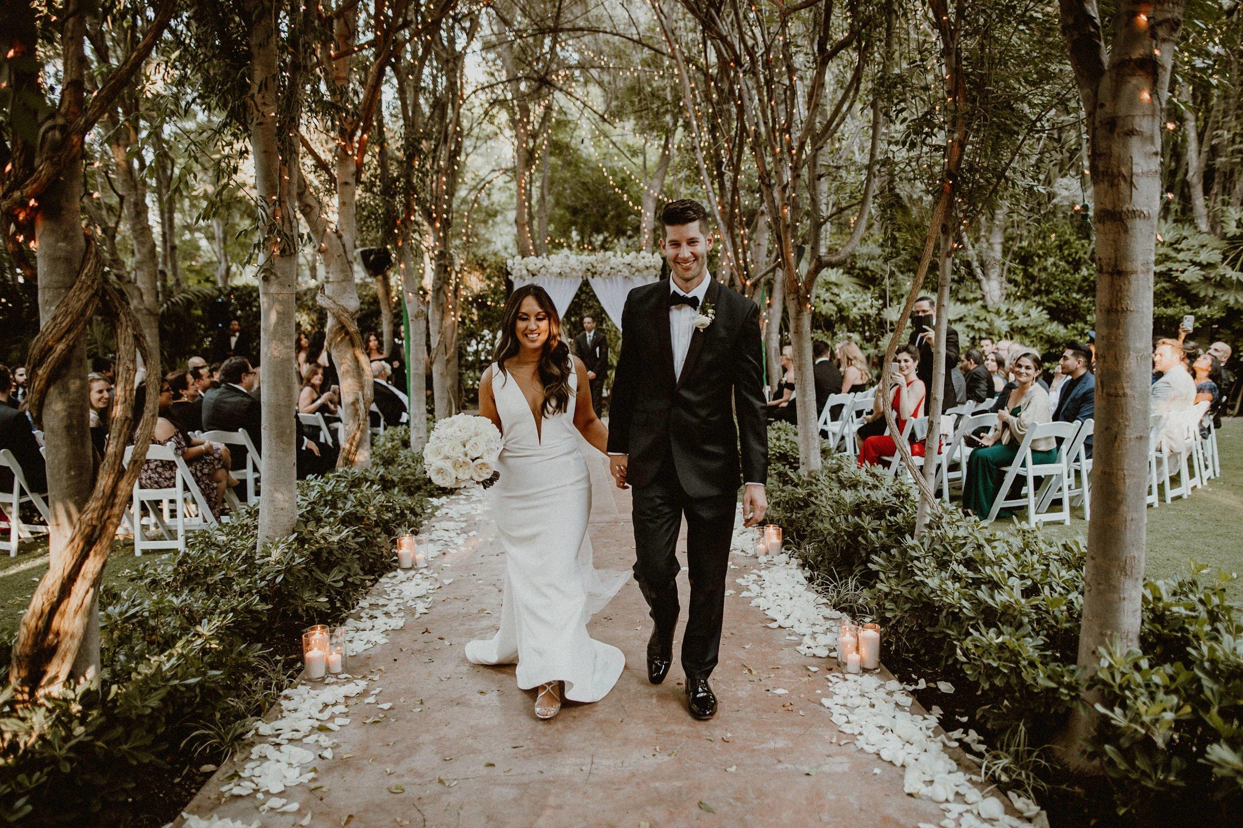 Sarah & Michael - September 16, 2018Hartley BotanicaPhoto: Gina & Ryan Photography