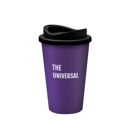 Travel Mug - Travel Mugs have great staying power are a brilliant way to show off your brand, not just to their owner, but to everyone who is around them too.