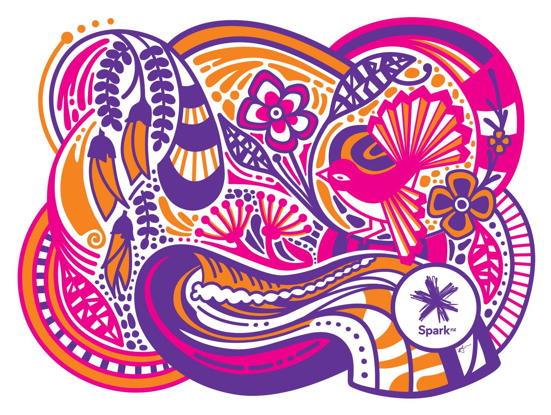 KateHursthouse_Spark NZ Illustration