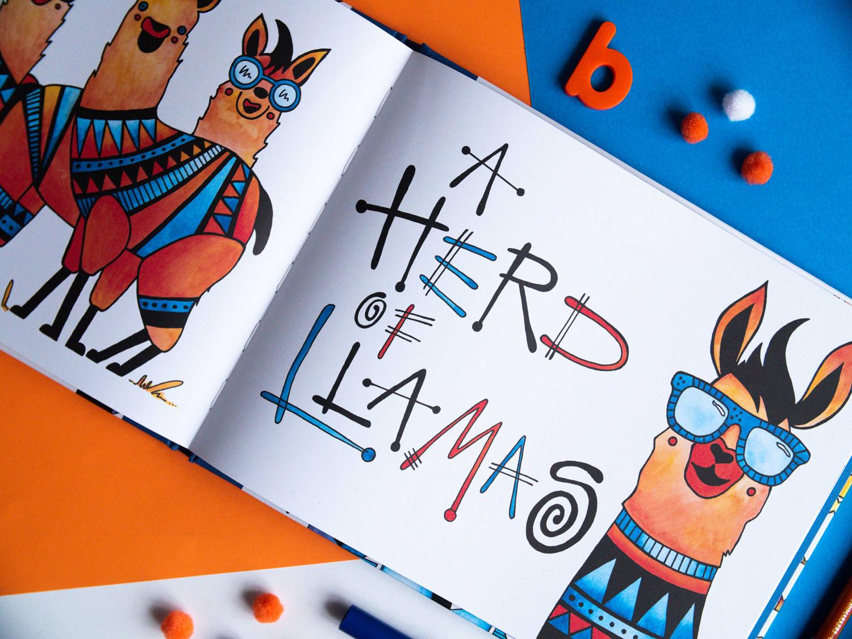 KateHursthouse_a Herd of Llamas.jpg