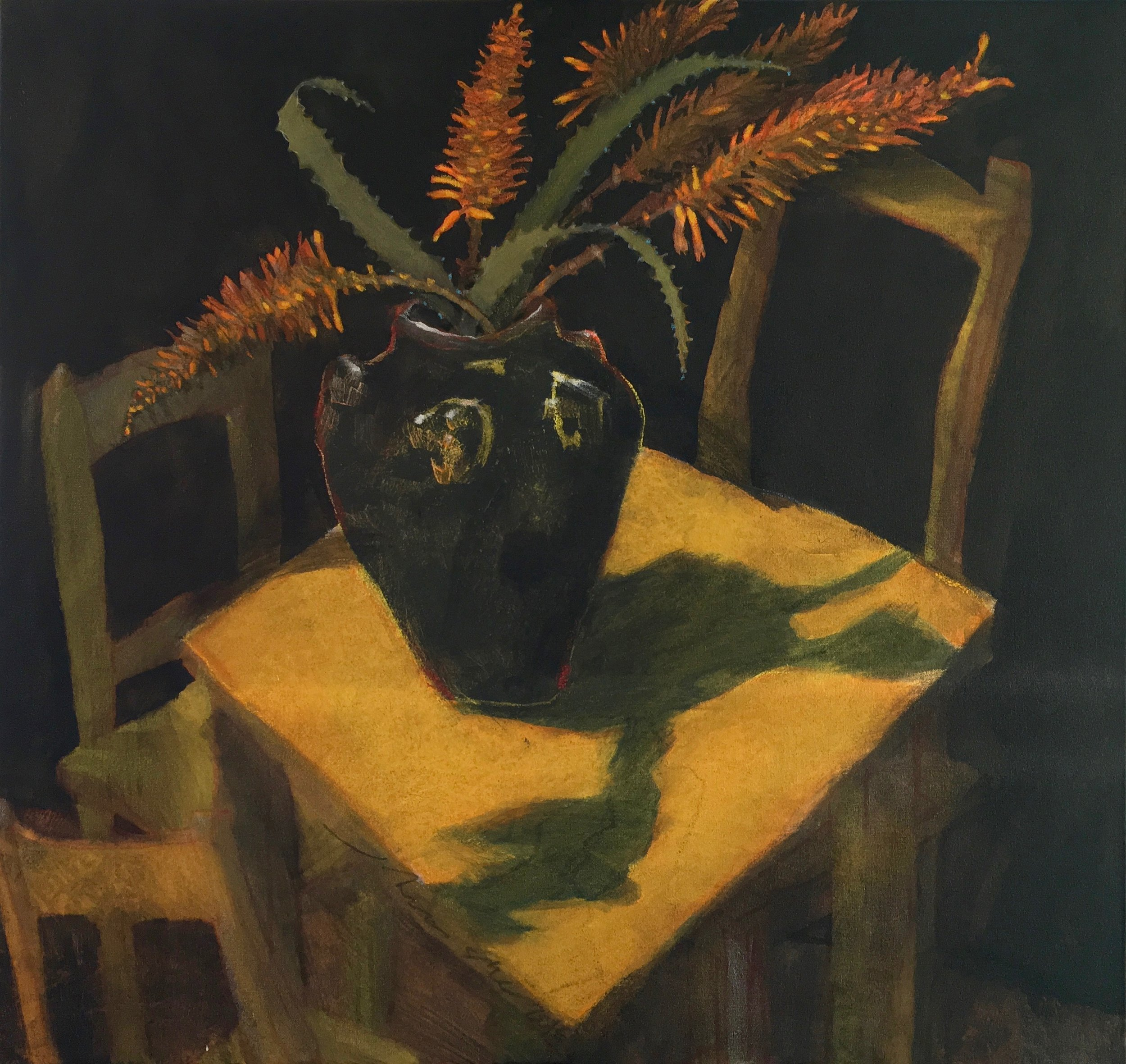 aloes on yellow table-pieces & paintings.jpg