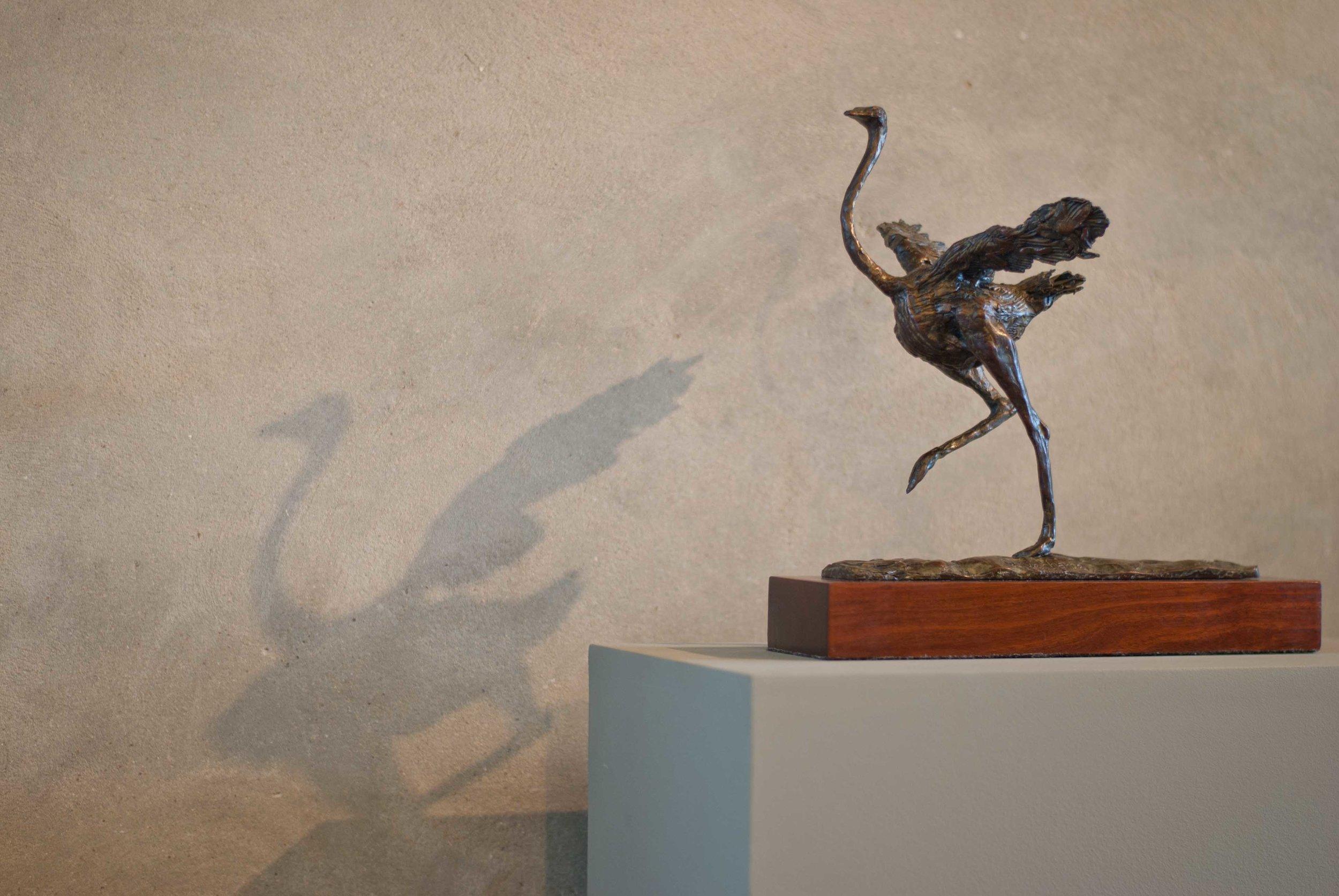 Ostrich - The Dancer - R29 950.jpg