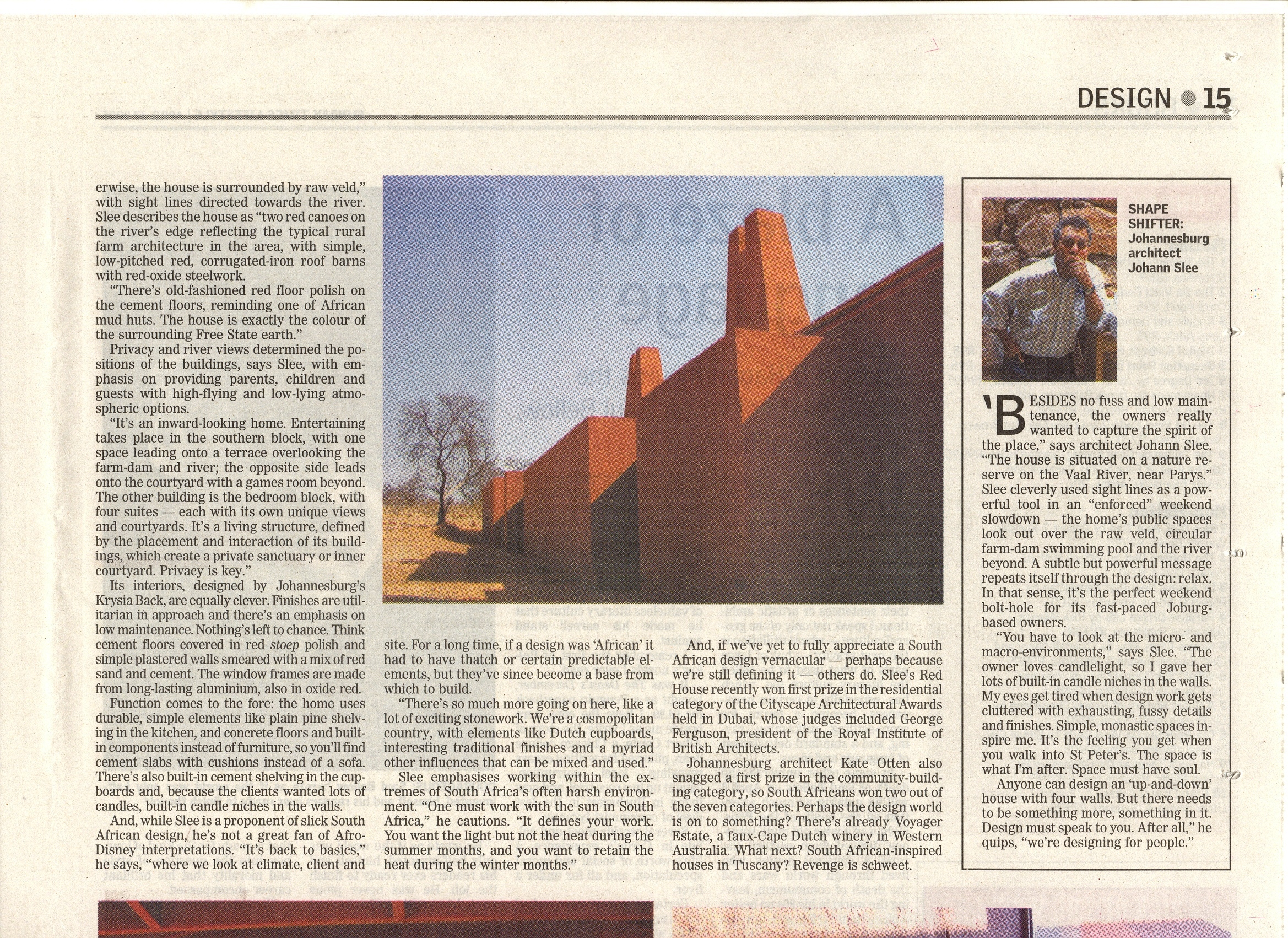 Sunday Times Lifestyle.2005.April.17.p15.Red Hot Free State.jpg