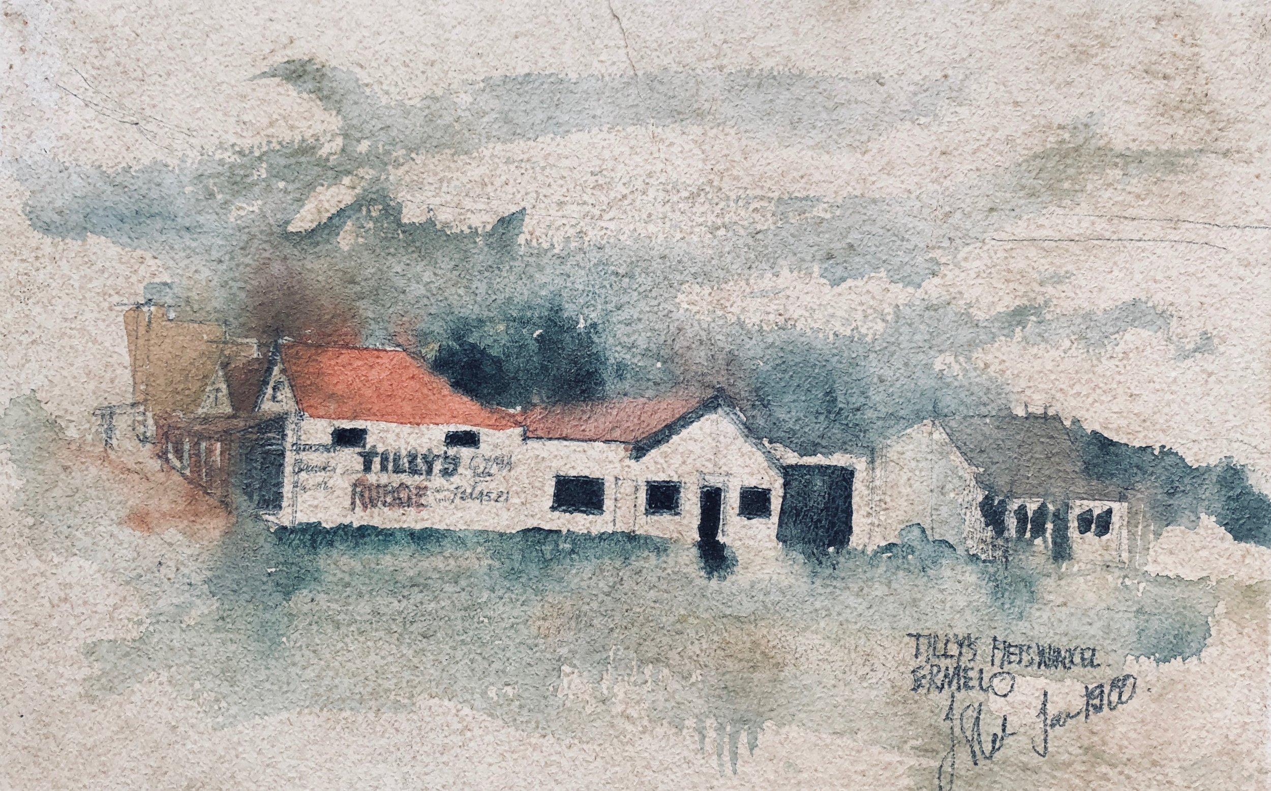 NaudeStreet1_Ermelo1979_Watercolour_JohannSlee.jpg