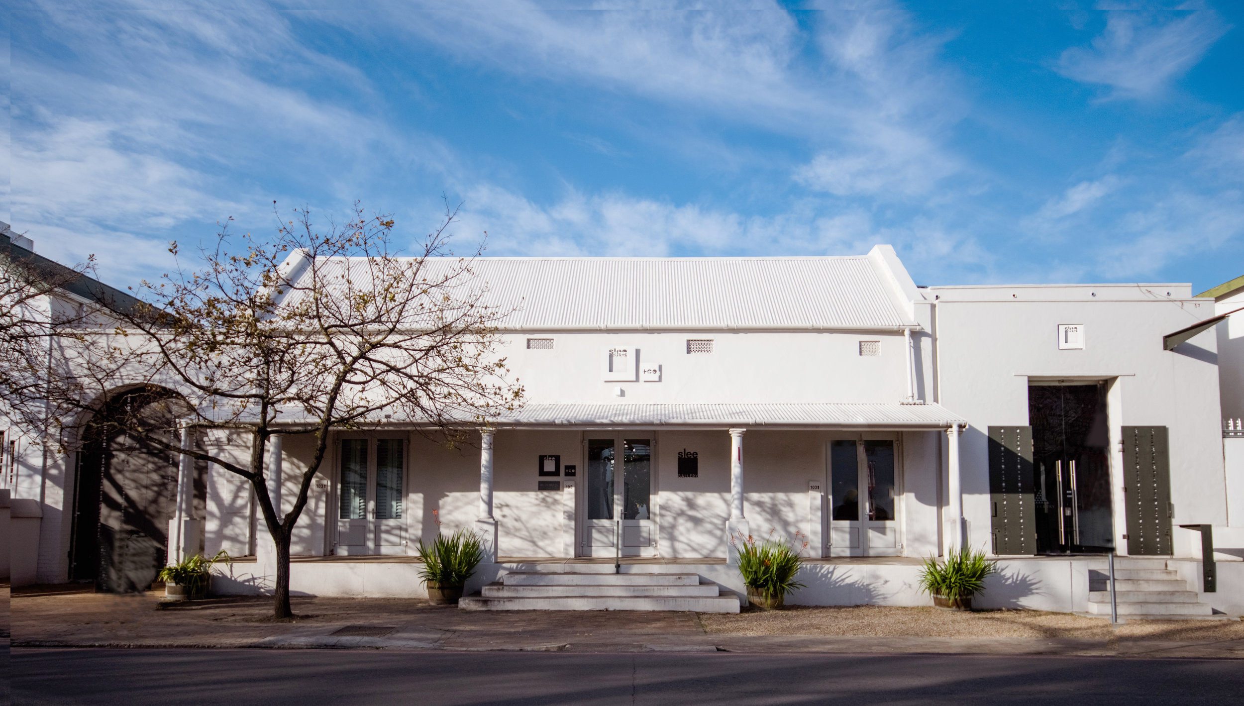 Slee & Co. Architects office, 103 Dorp Street, Stellenbosch