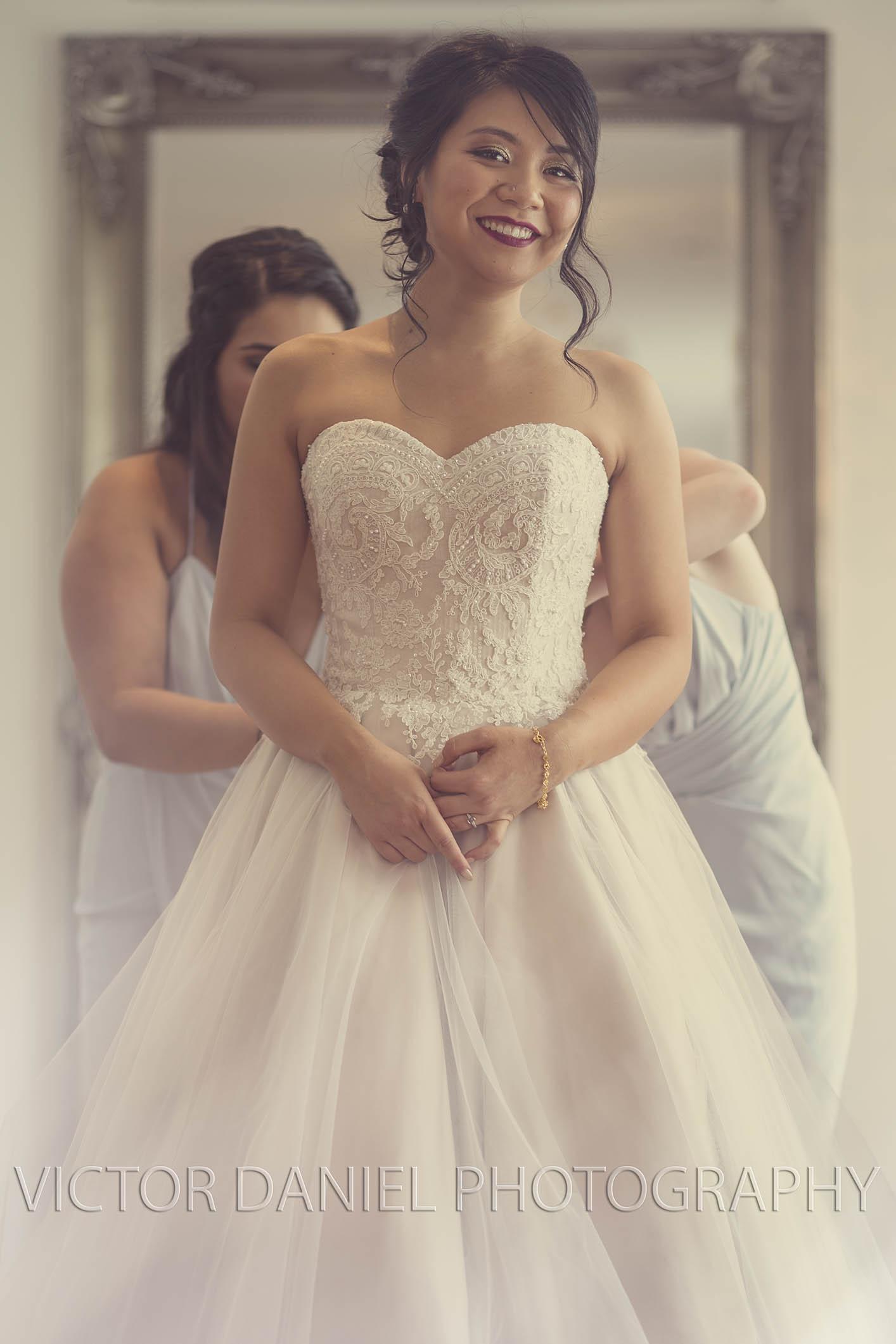 BRIDE : CATHERINE KEO