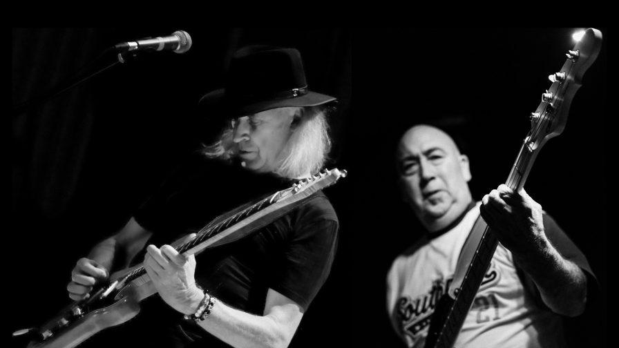 EVANS & HARLEY - Blues, Rock & more