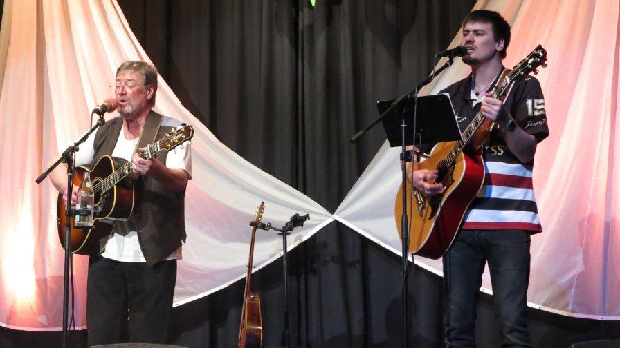 JOHN BARDEN & JP BARDEN - Irish Folk