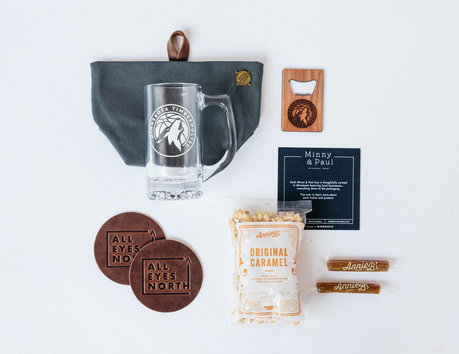 Minny & Paul - Corporate Gifting Sets