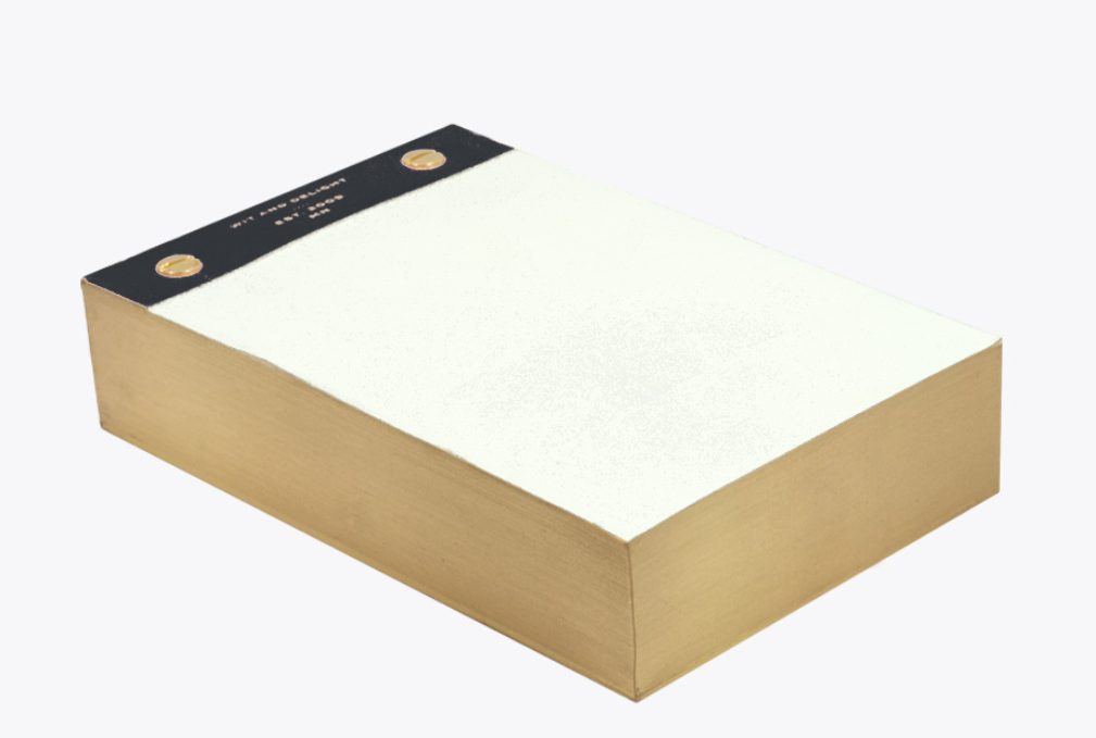 Wit & Delight Desktop Notepad
