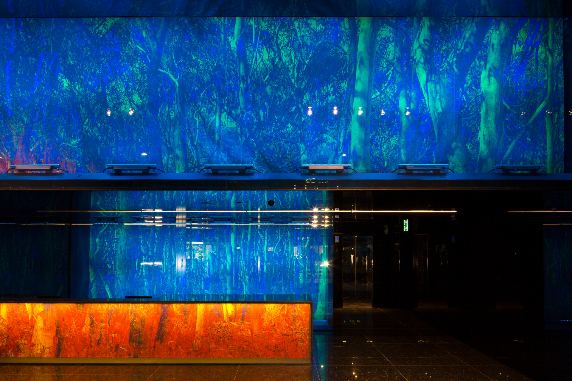 One Central Park West foyer in blue_May2013.jpg
