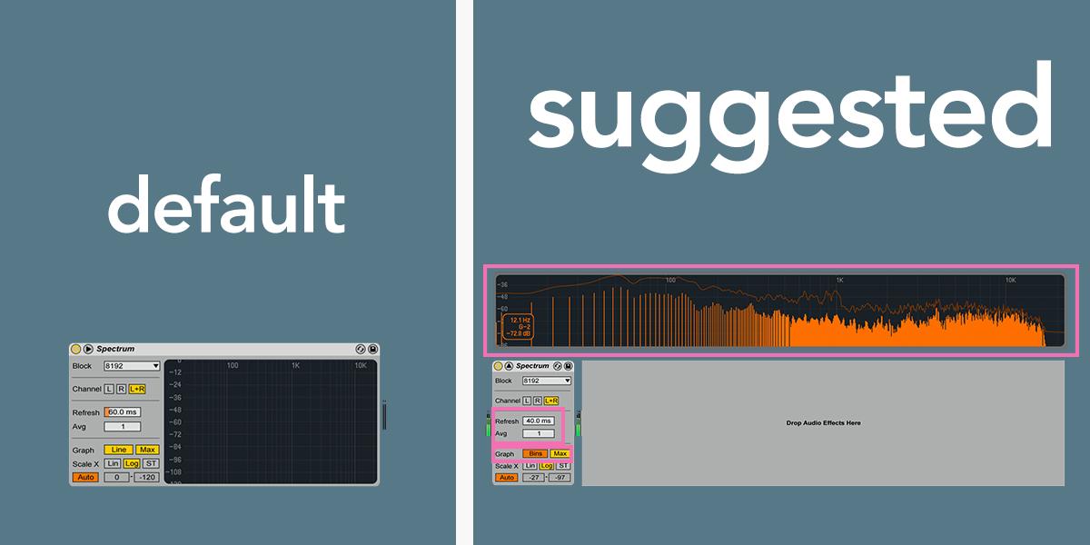 spectrum expand ableton live tutorial