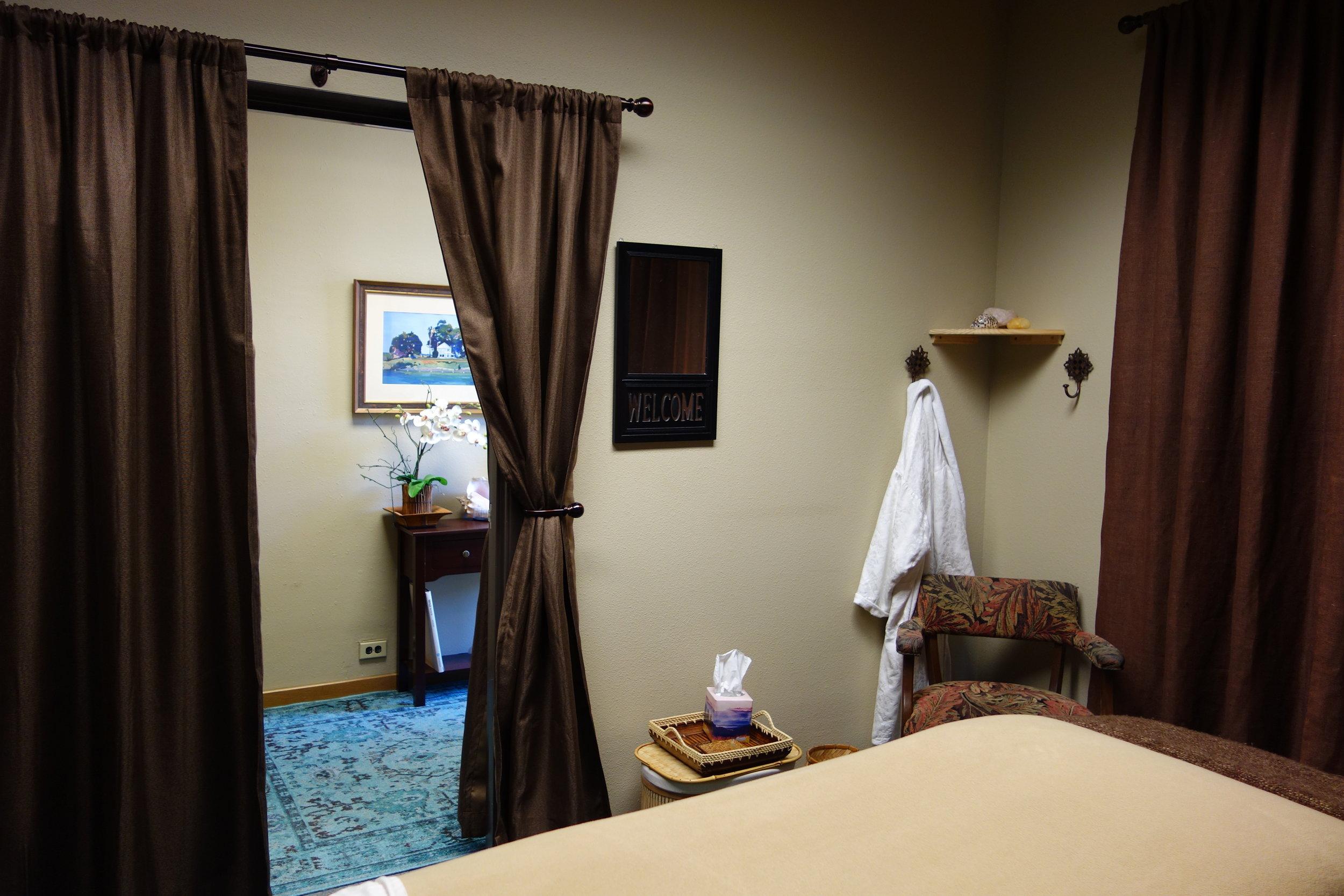 American River Therapeutic Massage Office