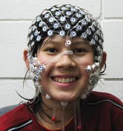 EEG macht Spass und ist gar nicht unbequem!