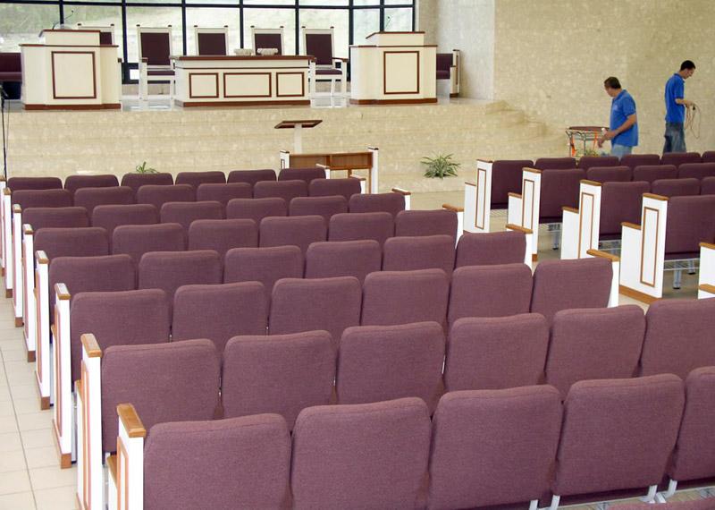 Laterales y Muebles de Altar