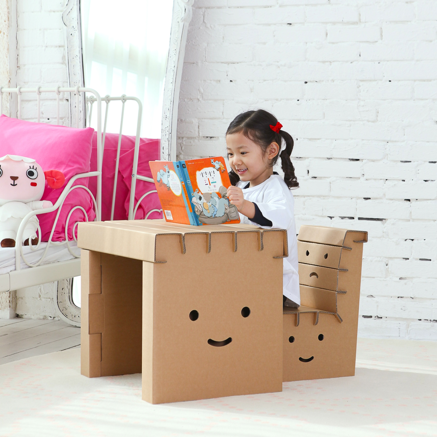 Miley Desk and Chair