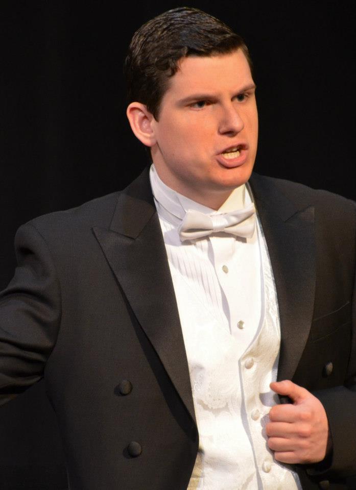 Senior Recital, 2013