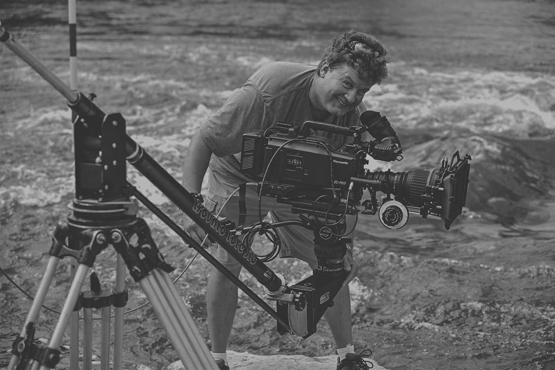 Jeff Cue - Videographer