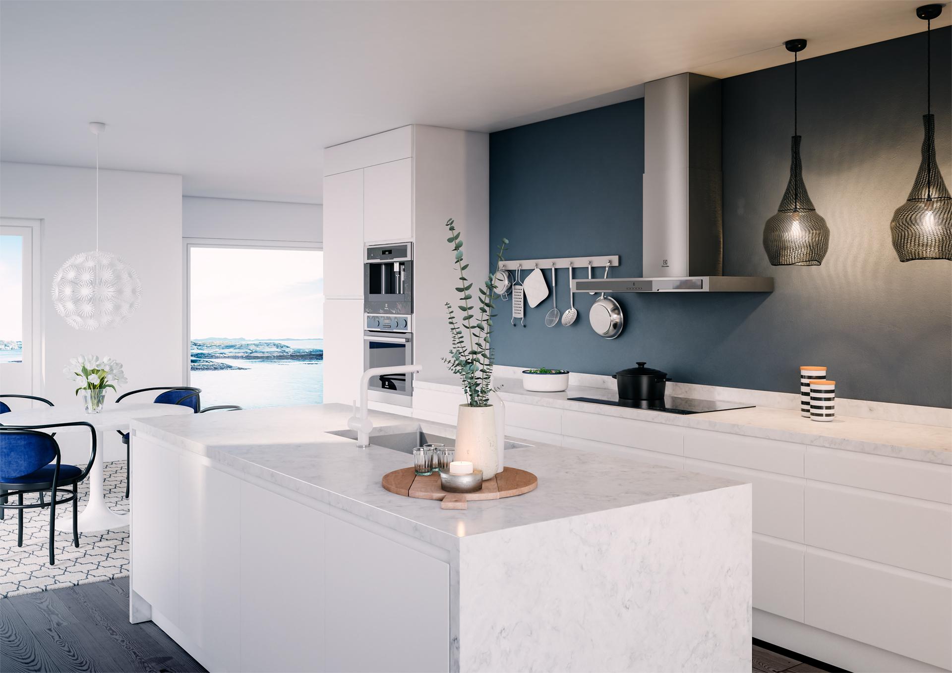Kitchen cabinets - by Elkjøp/EPOQ