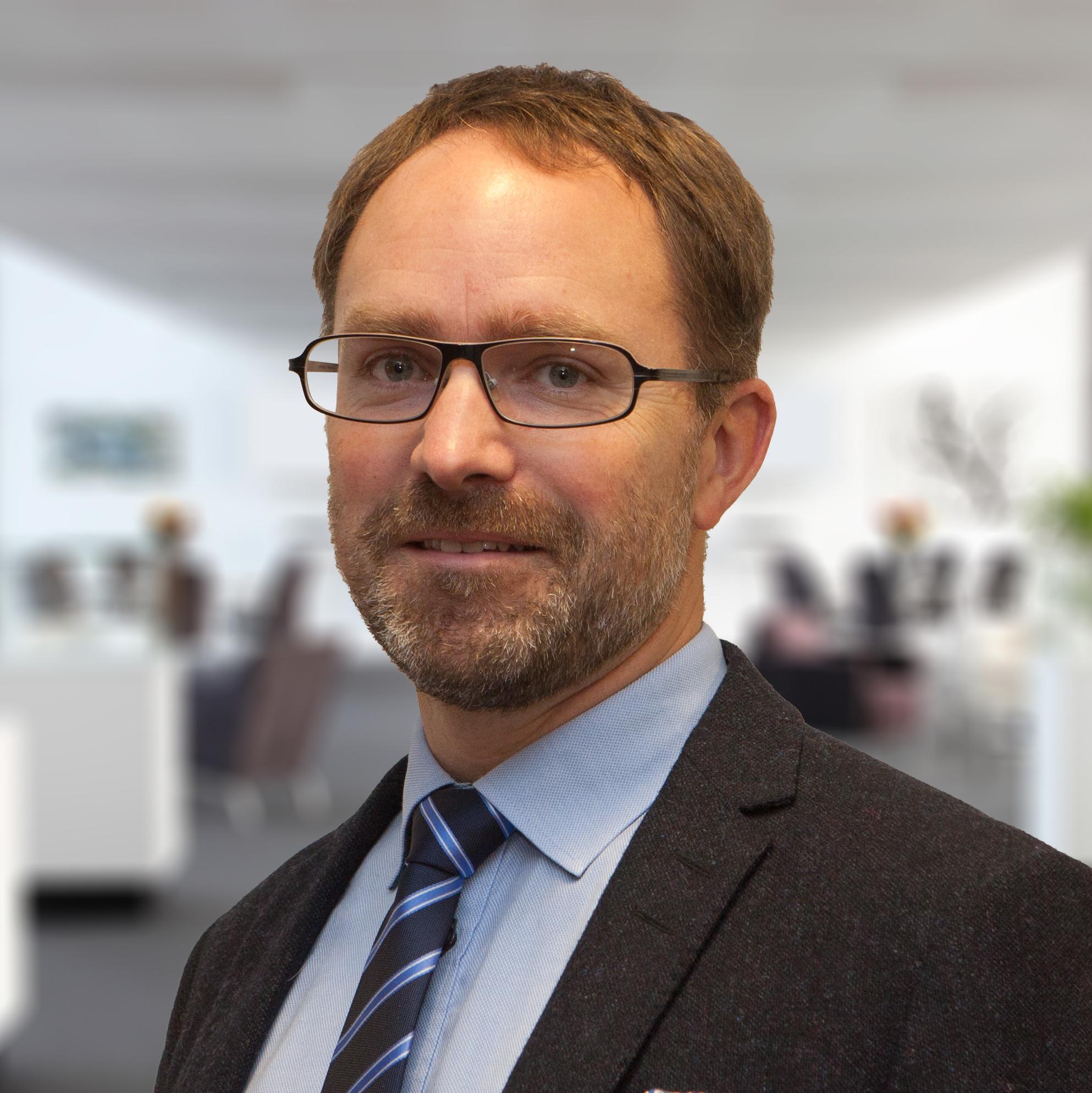 Niklas Borgquvist  Key Account Manager •DACH