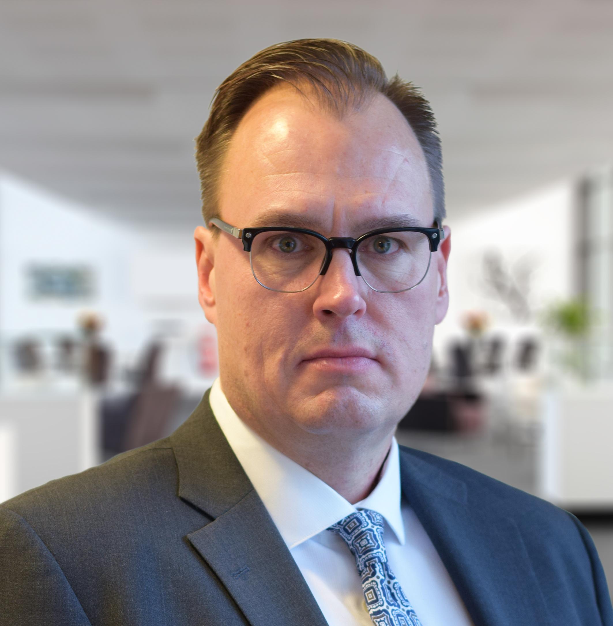 Johan Hallin  Key Account Manager •Scandinavia •Finland •Poland •Baltic region