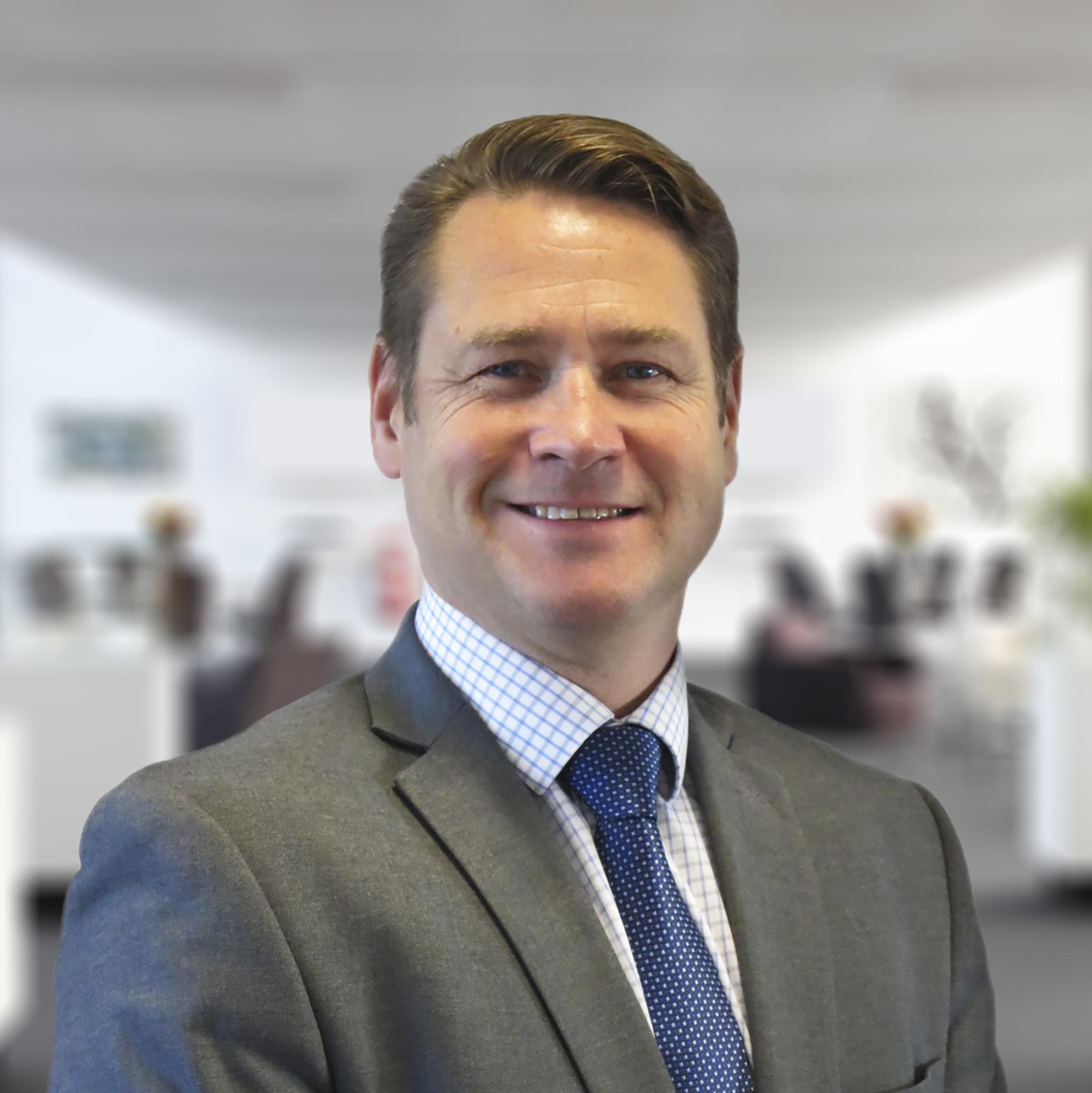 Lennart Thålin  Regional Manager North & South America