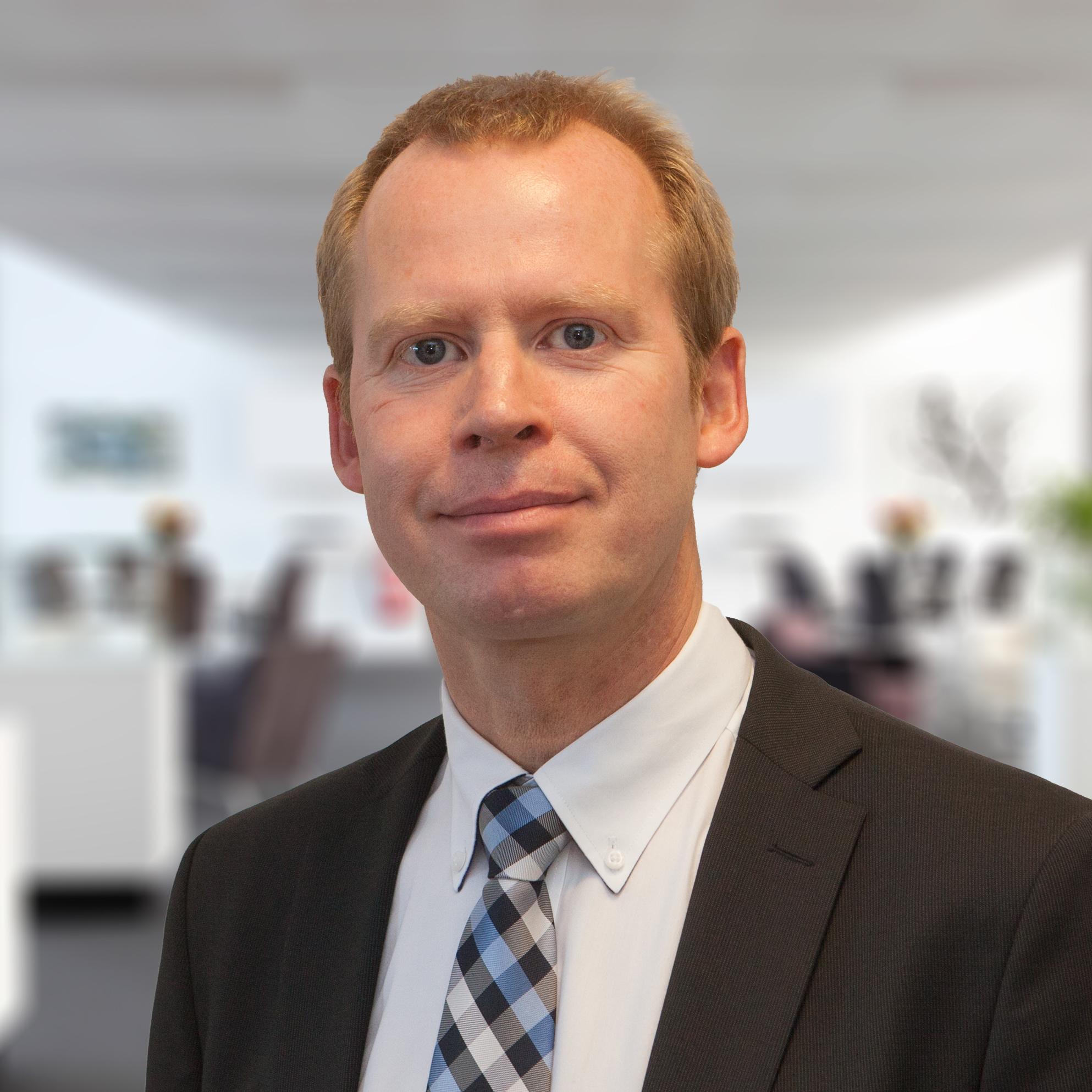 Hans Brännström  Director Furniture Technology