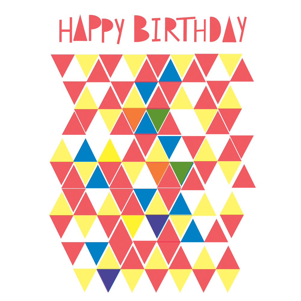 Happy Birthday triangles .jpg