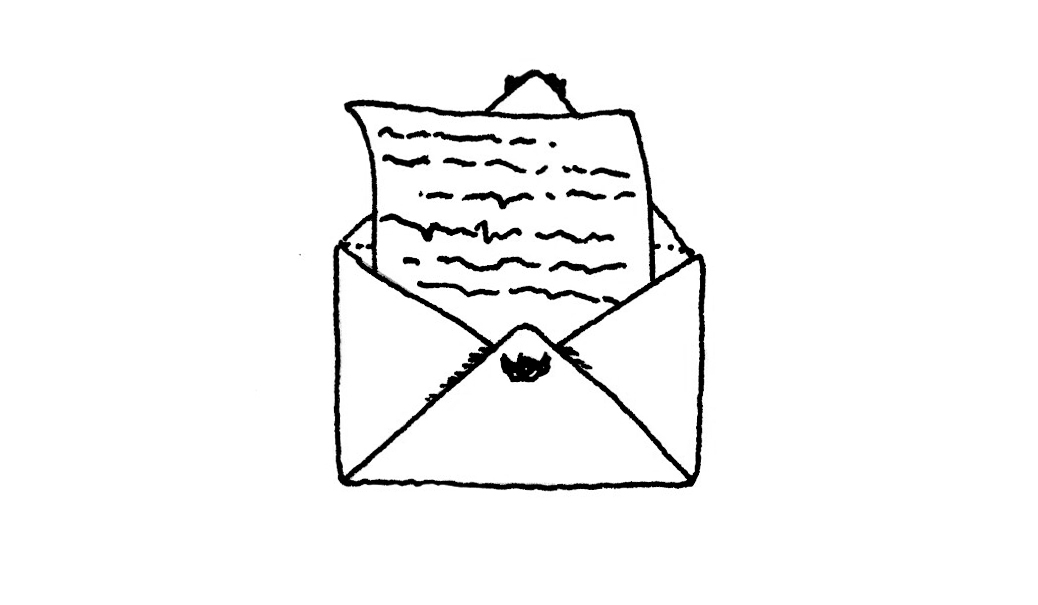 Ch 1 A letter poking out of an envelope.jpg