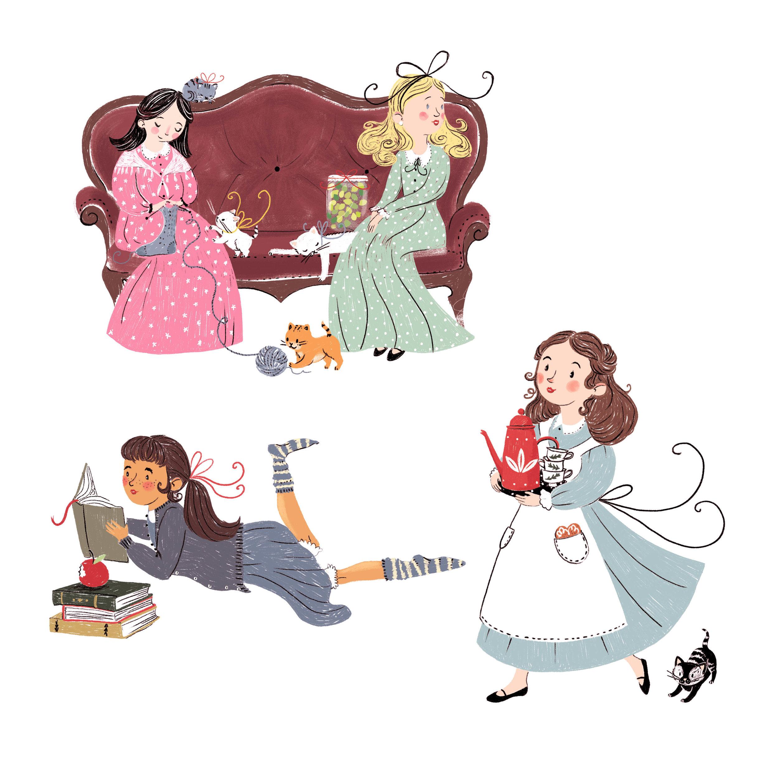 Little women_Charcters_JennyLovlie.jpg