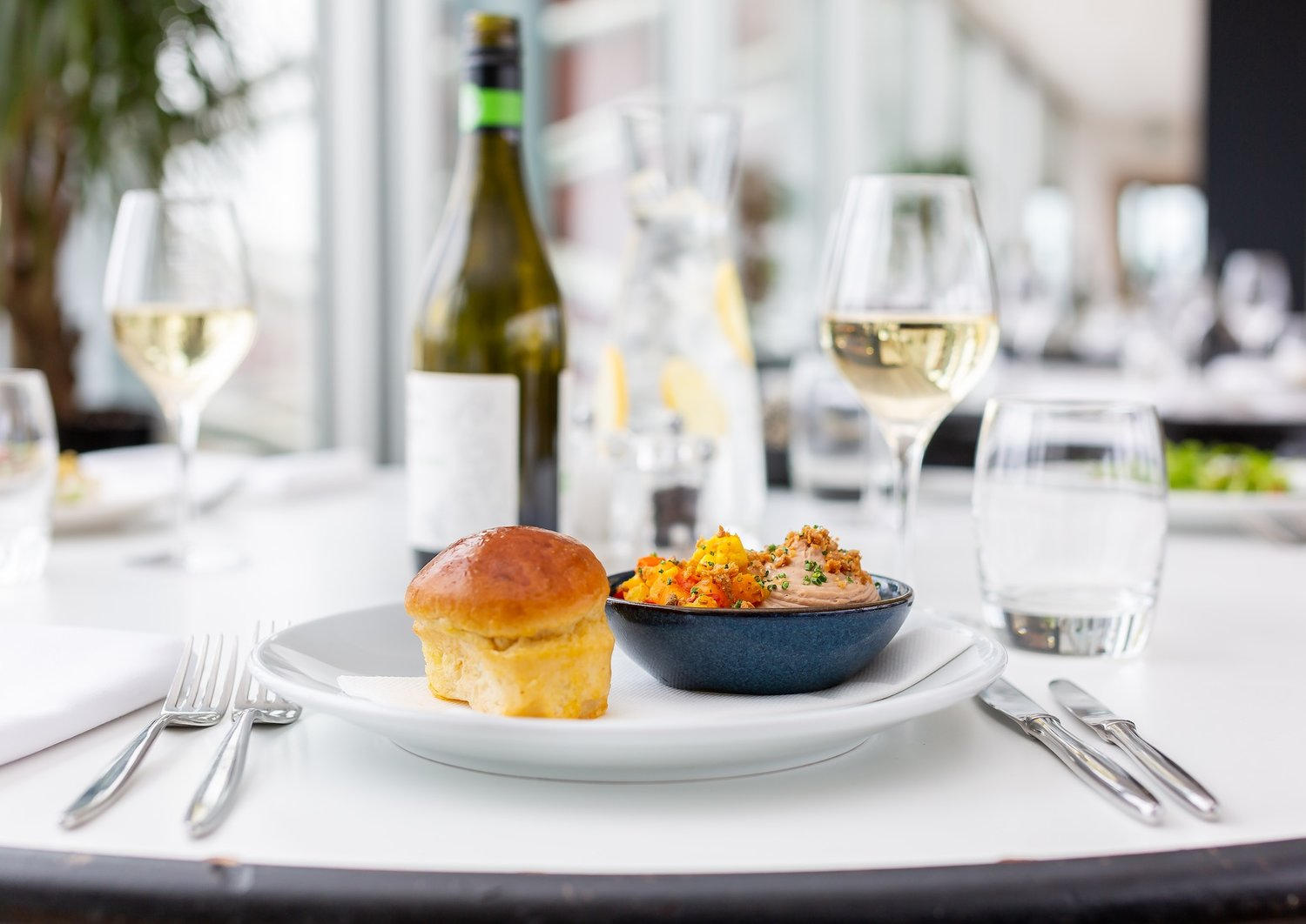 Six at BALTIC | Rooftop Restaurant Newcastle Quayside