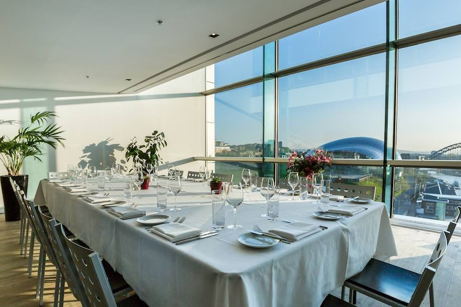 Level 5 Private Dining Room
