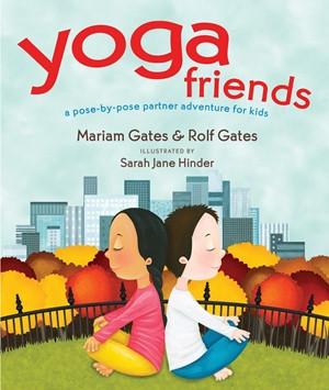 yoga friends -