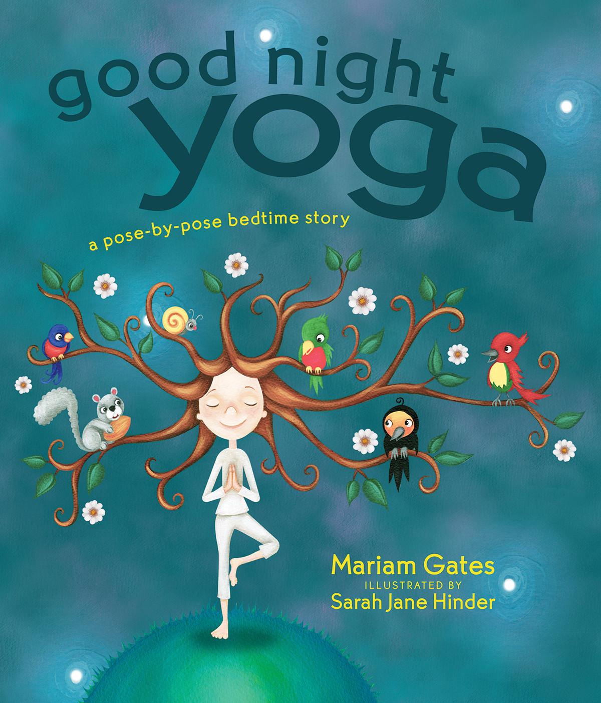 good night yoga -
