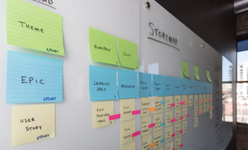 Story Mapping & Backlog Grooming