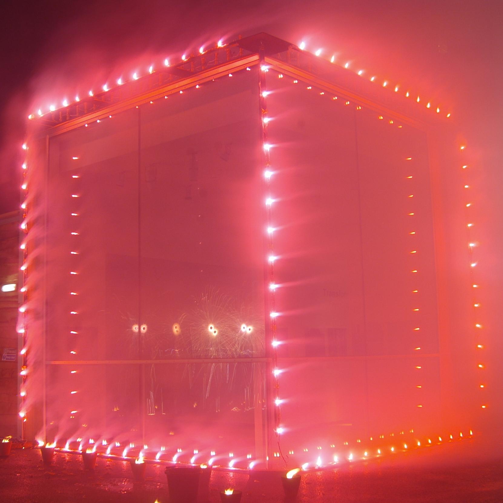 Chris Winch, visual arts + pyrotechnics  WWW.EGGILLUMINATIONS.COM