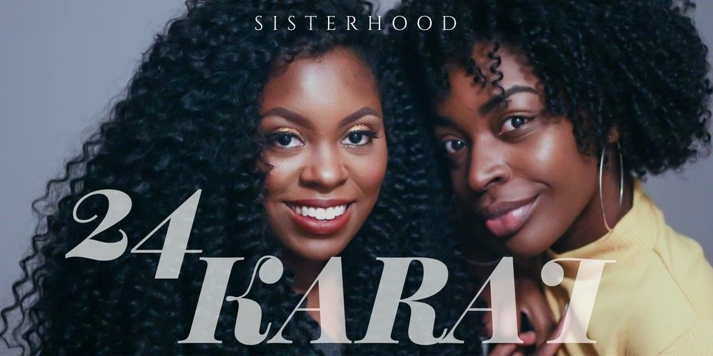 Sharrah and Amber! Search 24 Karat Ministries on Facebook for more info!