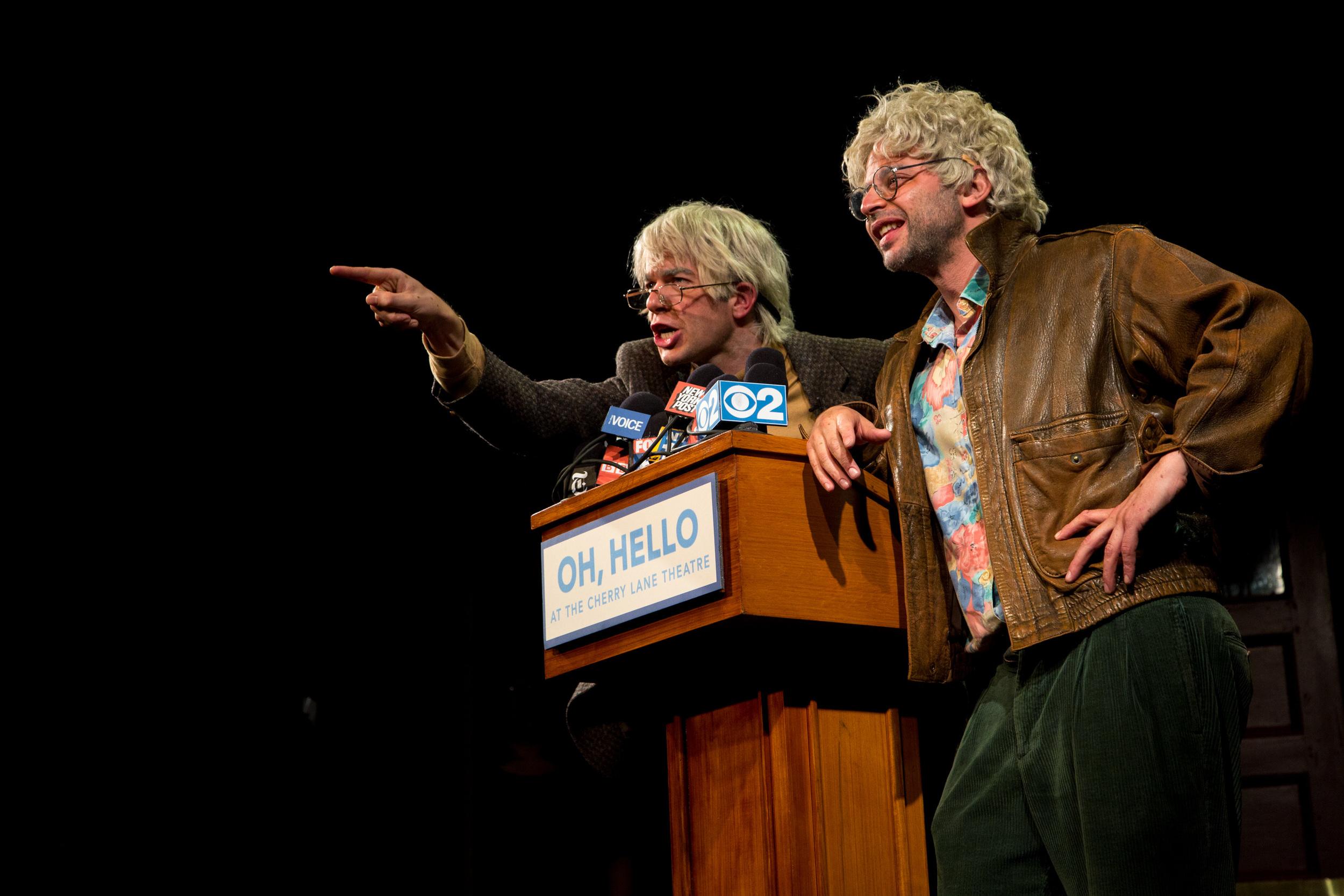 John Mulaney and Nick Kroll