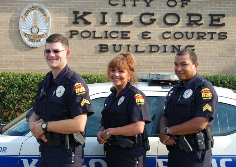 Kilgore Police use LEVEL for their written exam