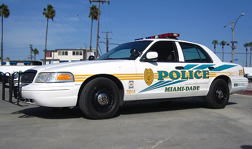 The FBAT and CJBAT are the police written exams approved in Florida.