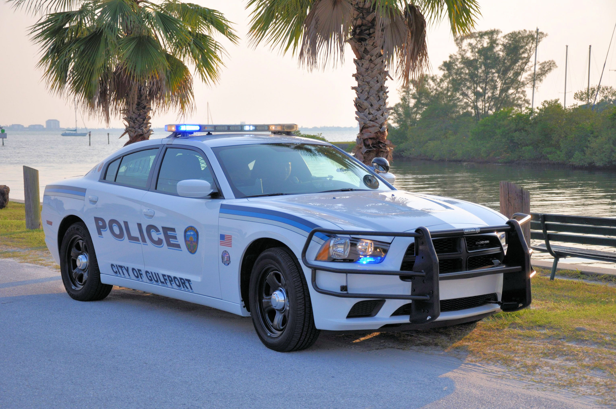 Gulfport PD uses FBAT - CJBAT for their police written exam.