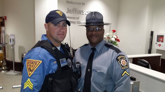 New Jersey State Police use the LEAB written exam
