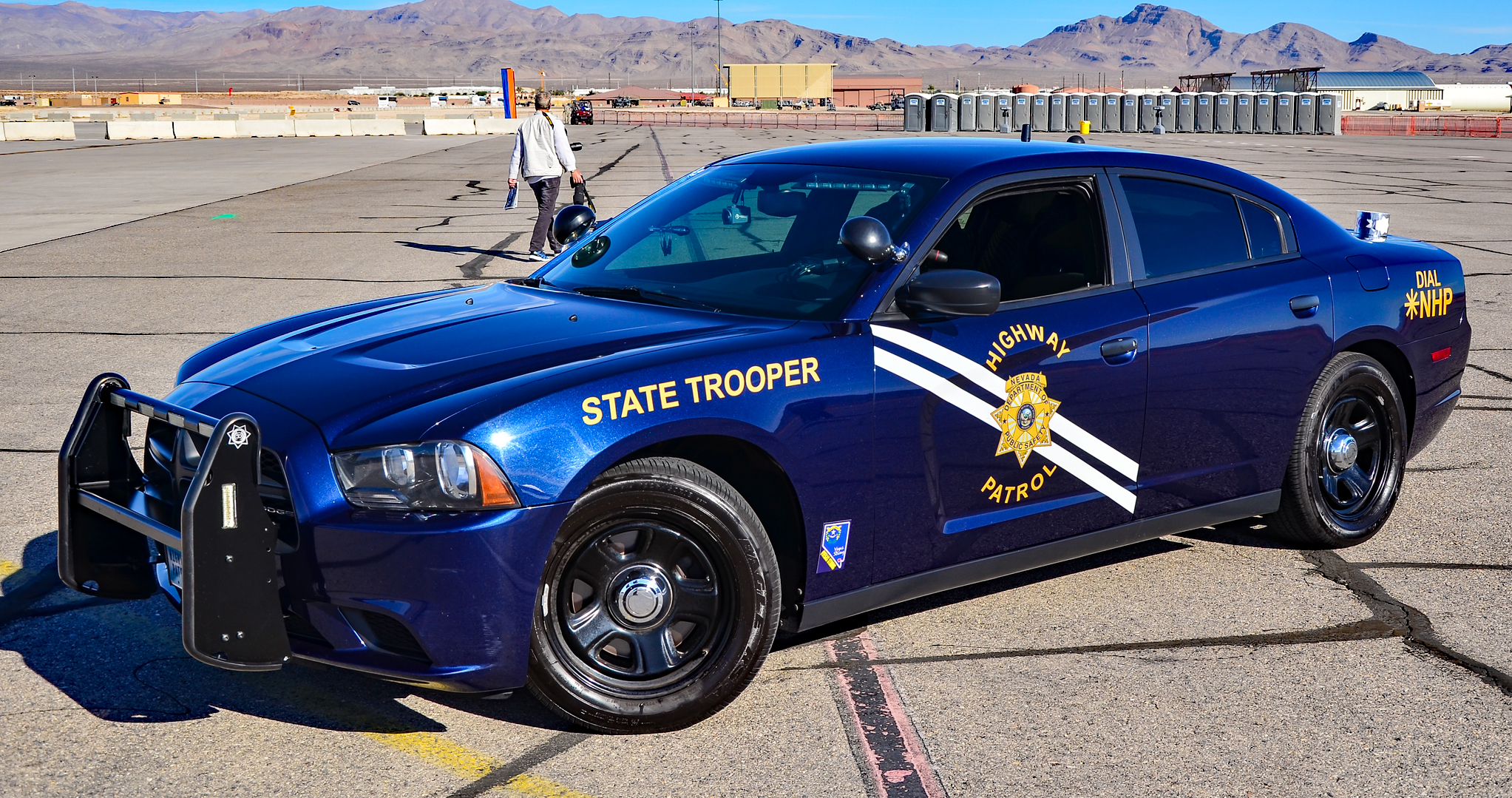 CWH is the Police Written Exam used by the Nevada State Troopers