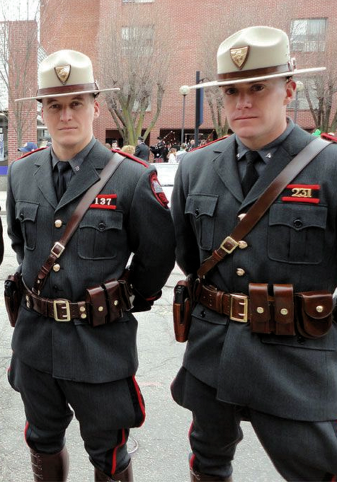 Rhode Island's State Police use the CWH for their written exam.